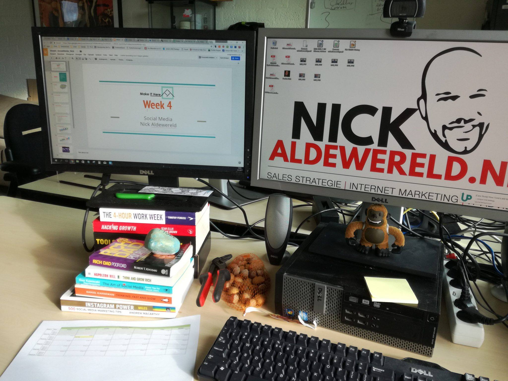 bureau computer online marketing nick aldewereld consultancy